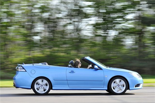 SAAB 9-3 Convertible 2003 - Car Review | Honest John