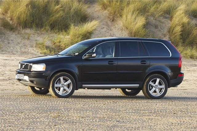 Volvo Xc90 2002 Car Review Honest John