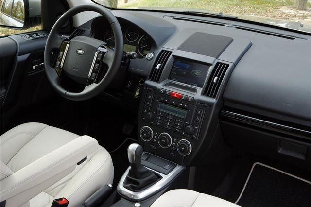 land rover freelander 2 2006 - car review | honest john