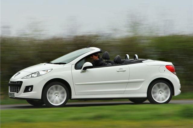 Peugeot 207 CC 2007 - Car Review | Honest John