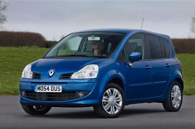 Review Renault Grand Modus 2008 2012 Honest John