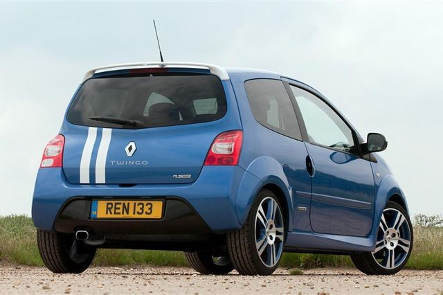 Renault Twingo Renaultsport 2008 - Car Review - Model History