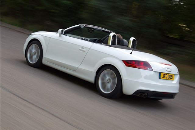 Audi TT Roadster 2007 - Car Review | Honest John