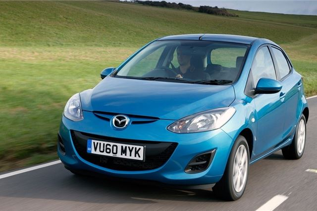 mazda 2 2007 - car review - model history | honest john