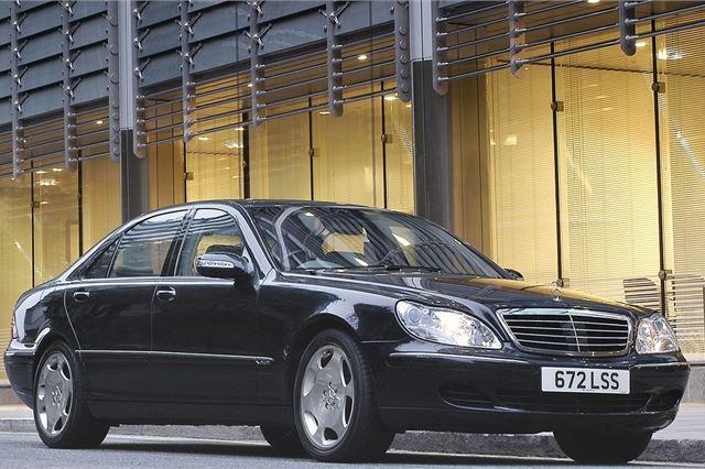 Mercedes Benz S Class 1999 Car Review Honest John