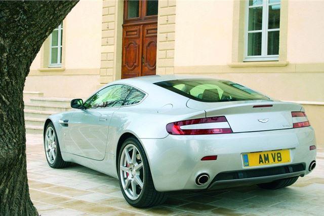 Review Aston Martin V8 Vantage 2005 2018 Honest John
