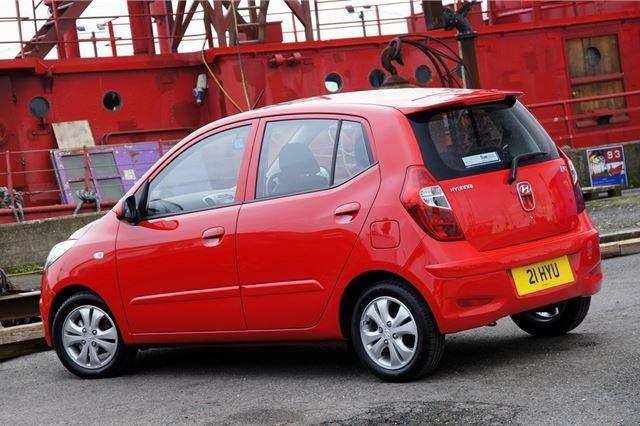Hyundai i10 2008 - Car Review - Good & Bad | Honest John