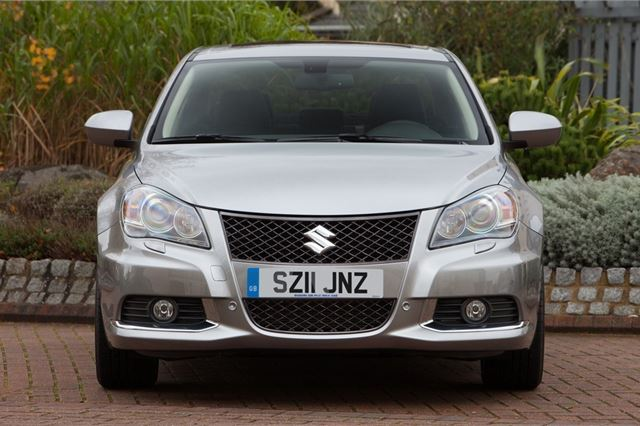 Review Suzuki Kizashi 2012 2014 Honest John