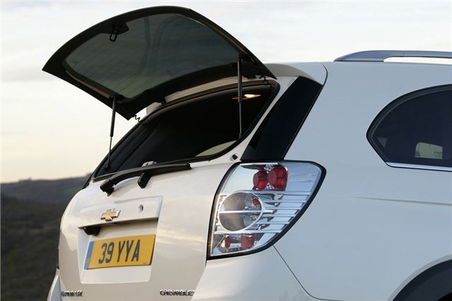 Chevrolet Captiva 2007 - Car Review - Good & Bad   Honest John