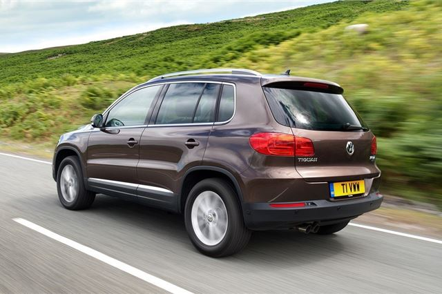 Volkswagen Tiguan 2008 - Car Review - Good & Bad | Honest John