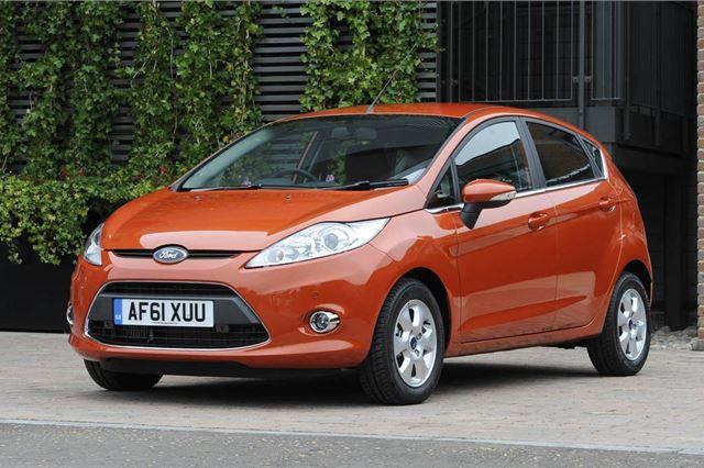 Ford Fiesta 2008 - Car Review - Good & Bad   Honest John
