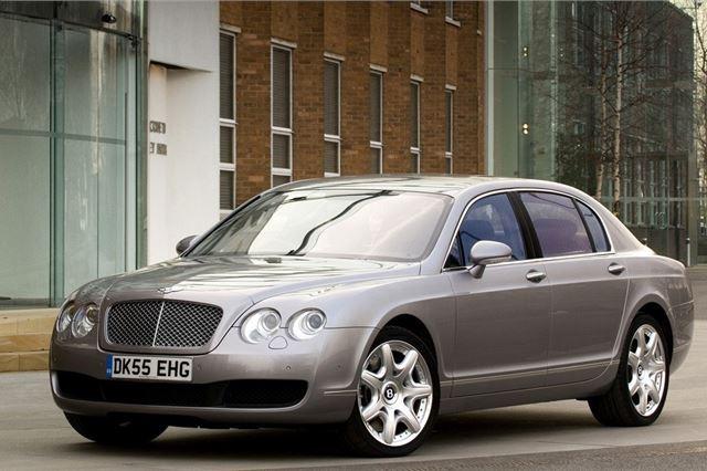 Bentley Continental Flying Spur 2005 Car Review Honest John
