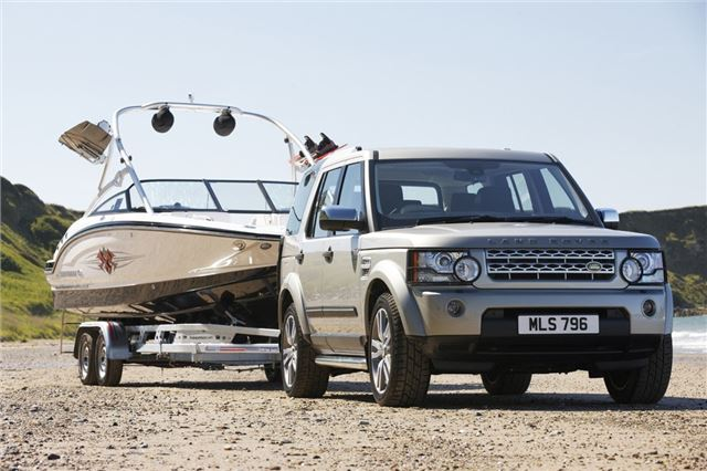 Land Rover Discovery 4 2009 - Car Review - Good & Bad