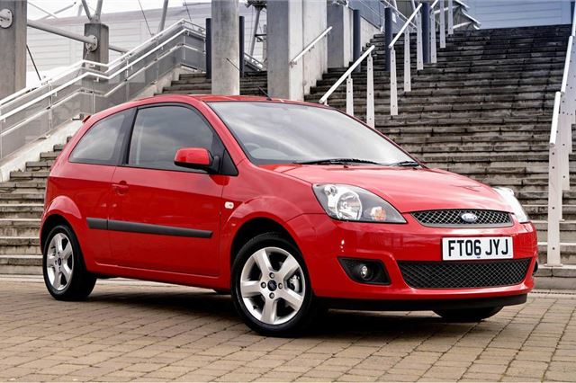 Ford Fiesta 2002 Car Review Model History Honest John