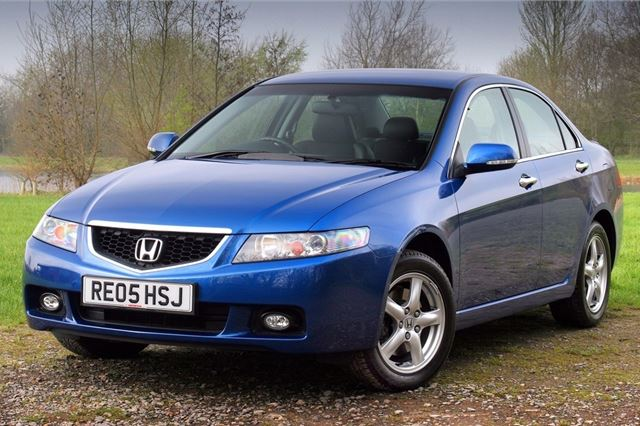 honda accord coupe 2003 review