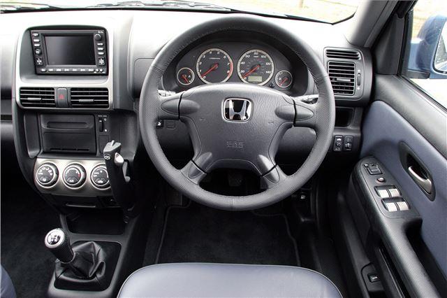 Honda CR-V 2002 - Car Review | Honest John