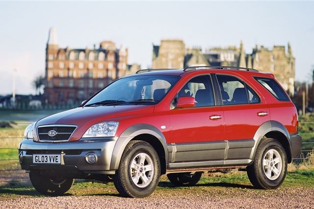 KIA Sorento 2003 - Car Review - Good & Bad | Honest John