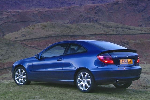 Review: Mercedes-Benz C-Class Sport Coupe (2001 – 2008