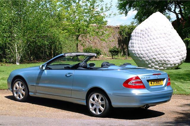 Review: Mercedes-Benz CLK-Class (2002 – 2009) | Honest John