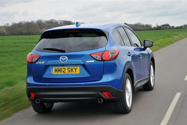 Mazda CX-5 2012 - Car Review - Good & Bad | Honest John