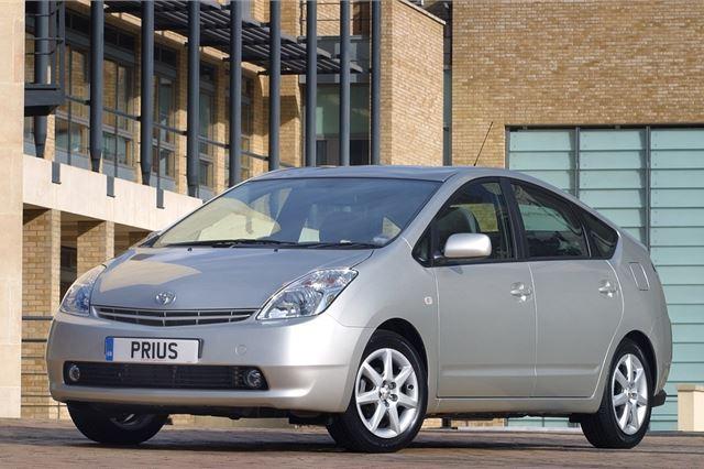 Toyota Prius 2003 - Car Review   Honest John