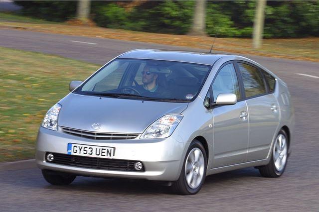 Toyota Prius 2003 - Car Review | Honest John