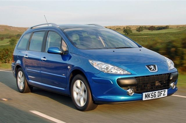 Peugeot 307 SW 2002 - Car Review | Honest John