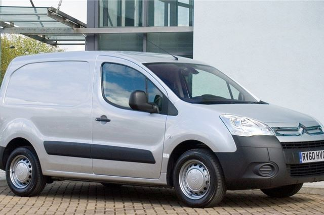 ae3c6064df Citroen Berlingo 2008 - Van Review