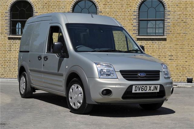 8a2509f155 Ford Transit Connect 2002 - Van Review