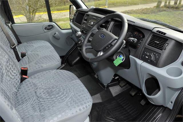 Ford Transit 2006 - Van Review | Honest John