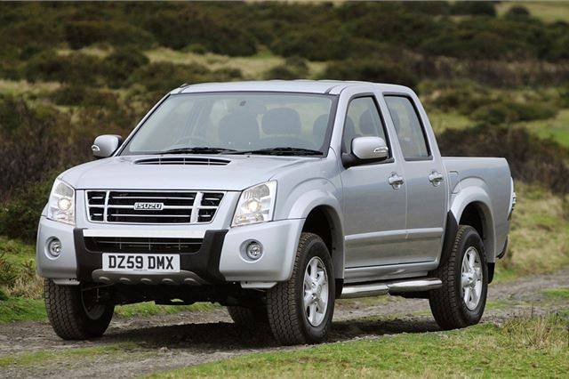 Isuzu Rodeo 2003 - Van Review | Honest John
