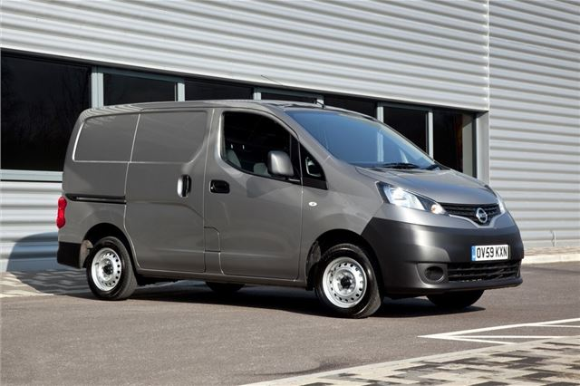 5ec8c14d90 Nissan NV200 2009 - Van Review
