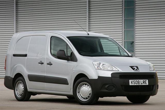 d719e2ade5 Peugeot Partner 2008 - Van Review