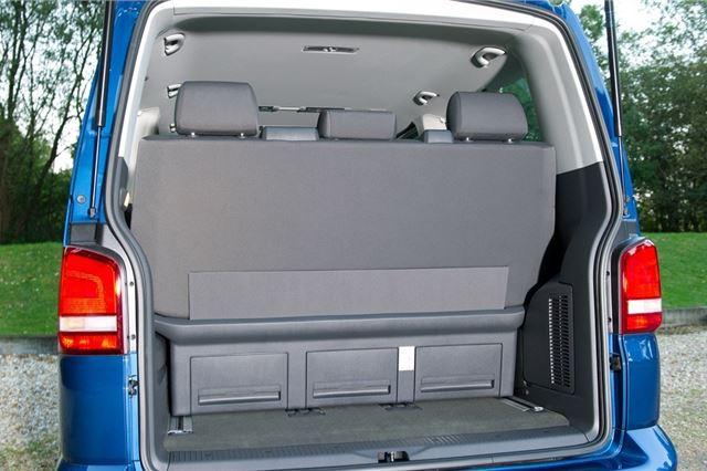Volkswagen T5 Caravelle 2010 - Van Review | Honest John