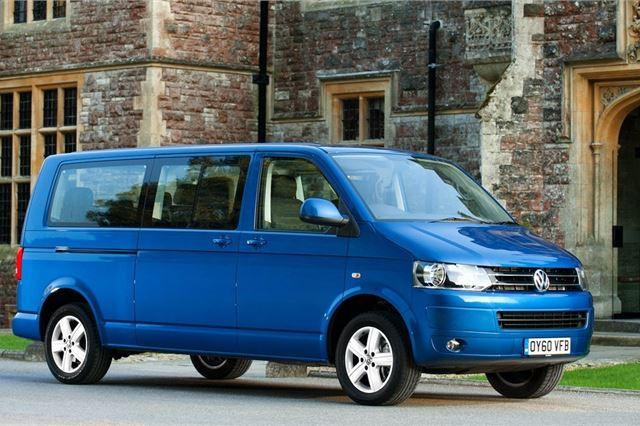 5461778f60 Volkswagen T5 Caravelle 2010 - Van Review