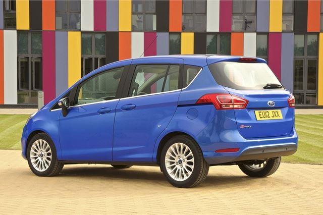 Ford B-MAX 2012 - Car Review - Good & Bad | Honest John