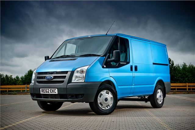 467c576a85 Ford Transit 2006 - Van Review