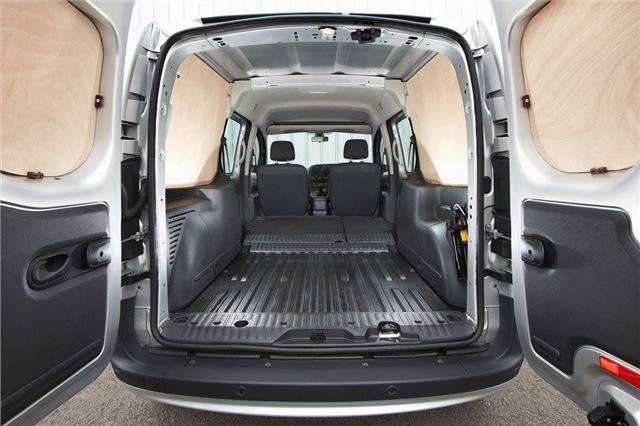 96ccb81c86 Mercedes-Benz Citan 2013 - Van Review