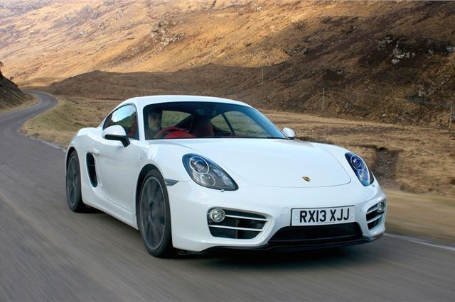Porsche Cayman 2013 Car Review Honest John