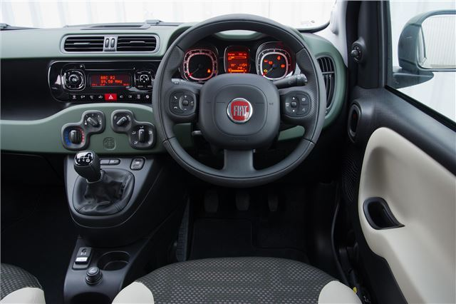 FIAT Panda 4x4 2012 - Car Review - Good & Bad | Honest John