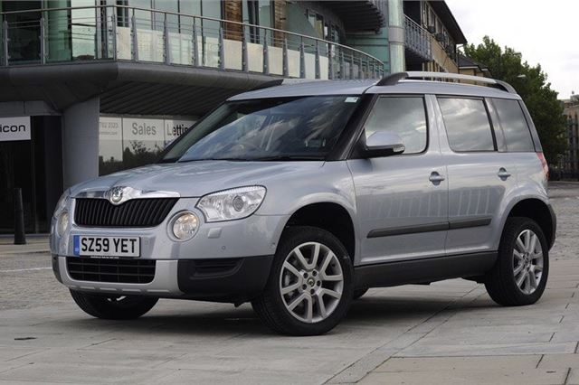 Skoda Yeti 2009 - Car Review | Honest John