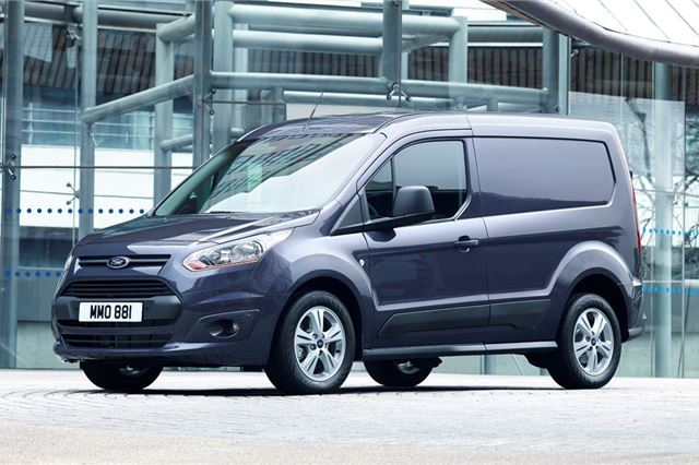 ed5e39b9d2 Ford Transit Connect 2014 - Van Review