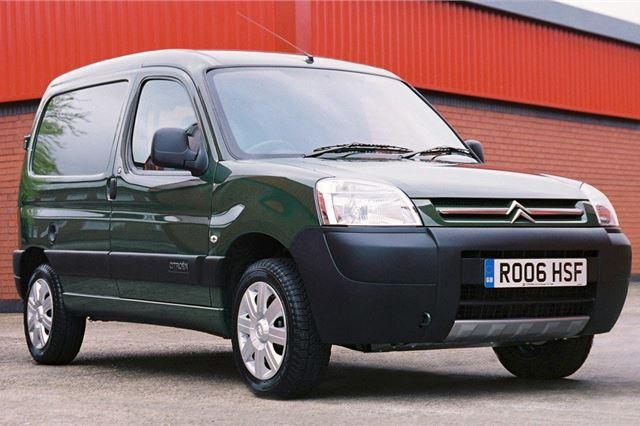 91b9266bd7 Citroen Berlingo First 2002 - Van Review