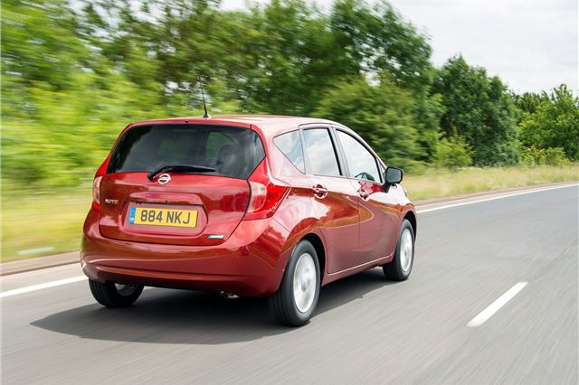 Nissan Note 2013 - Car Review - Good & Bad | Honest John