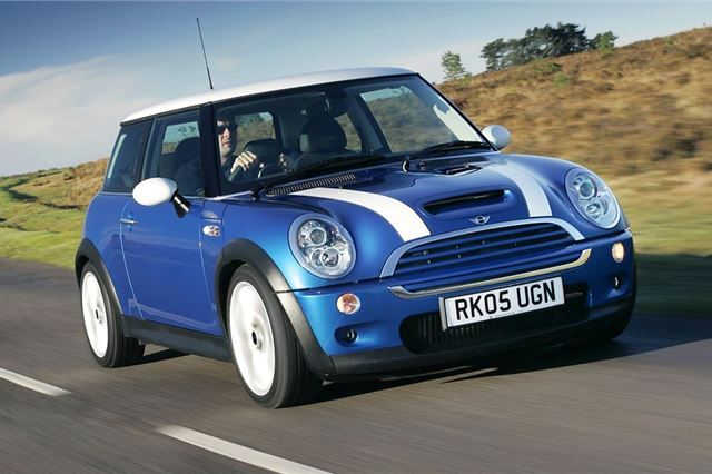 mini cooper s 2002 - car review - specifications | honest john