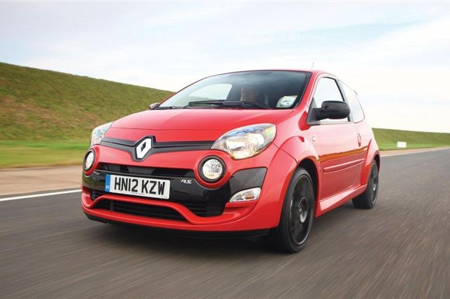 Renault Twingo Renaultsport 2008 - Car Review - Model