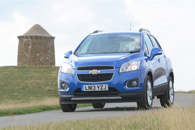 Review Chevrolet Trax 2013 2015 Honest John