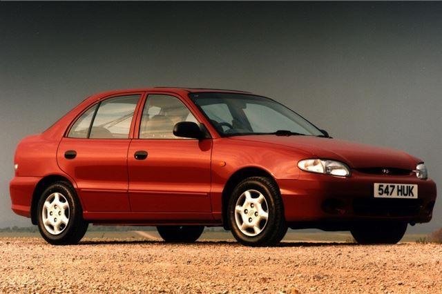 Hyundai Accent 1994 1999