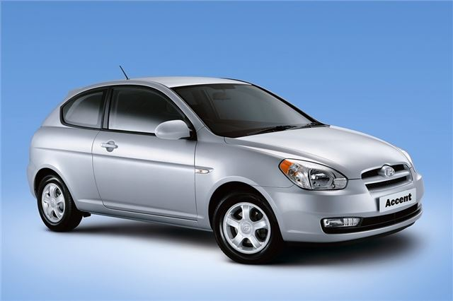 2006 hyundai accent review