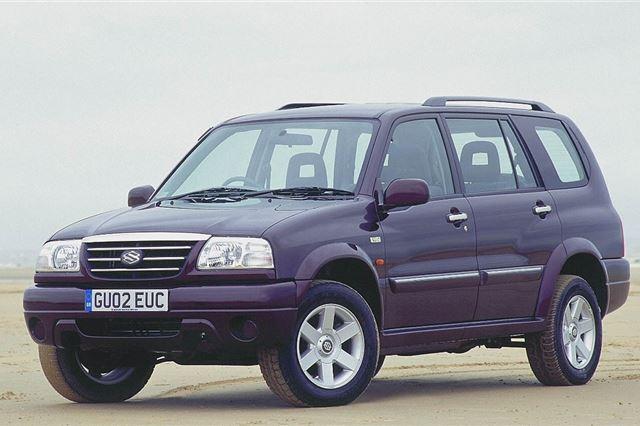 Wybitny Suzuki Grand Vitara XL-7 2001 - Car Review | Honest John GW97